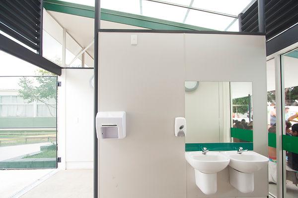 Manurewa Central School Toilet Block Int