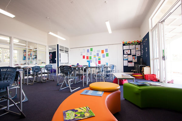 Kohimarama Primary School Inside a Classroom