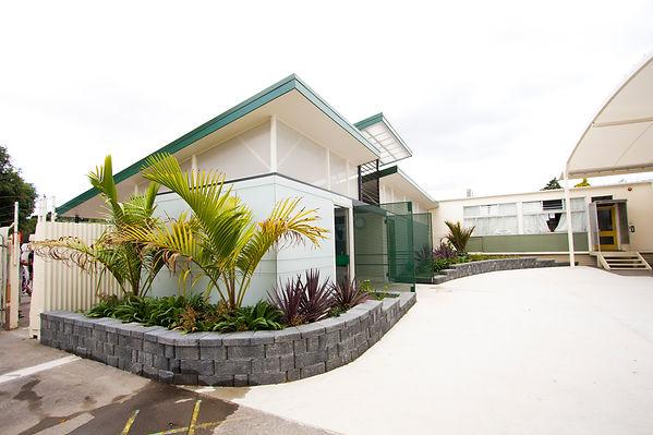 Manurewa Central School Toilet Block Ext
