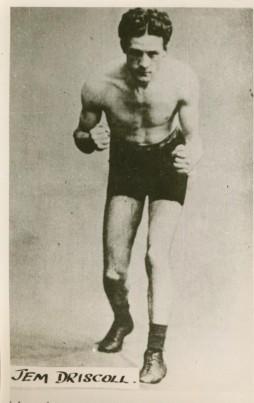 'Peerless' Jim Driscoll, boxer