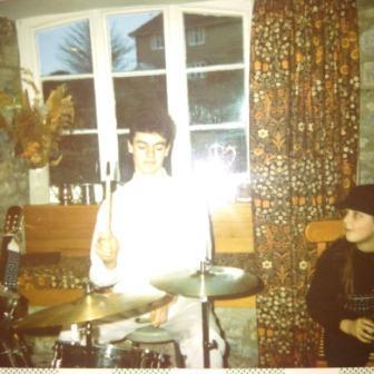 Paul not playing guitar