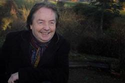 James Driscoll, children's author