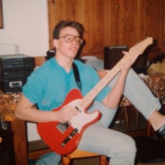 Steve not playing bass