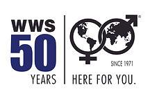 WWS 50 Anniversary logo final 3b TYPE EX