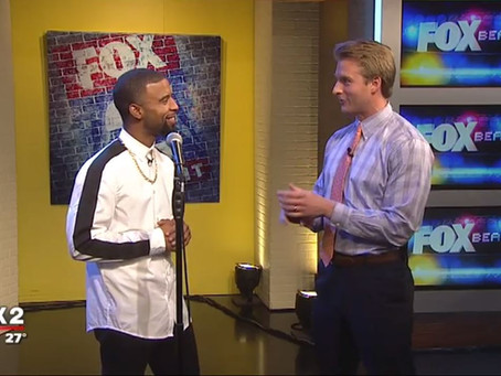 Inkster's Own J. Reed Wins 'The Real' Competition