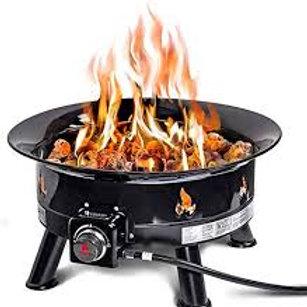 Portable Gas Firebowl