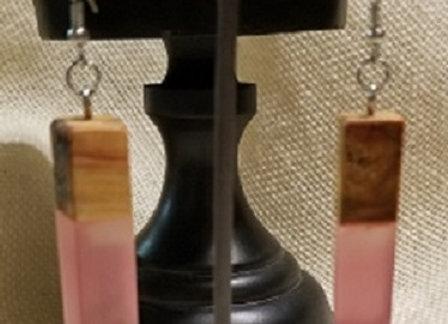 Pink Rectangle Drop