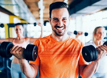 Ano Novo – Fique fitness