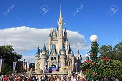 19777676-magic-kingdom-castle-in-disney-