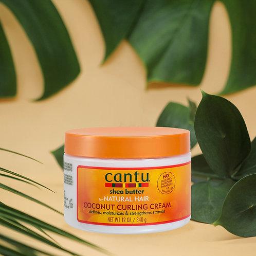 Cantu Coconut Curling Cream (Crema para peinar Rizos)