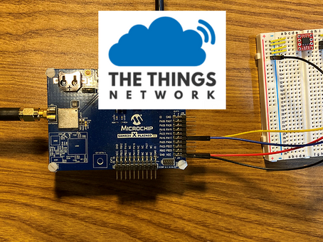 LoRaWAN - Connecting Your Device To The Things Network