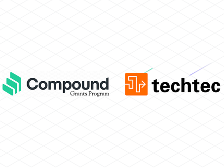 """Techtec Has Been Adopted for """"Compound Ecosystem"""". Received a Grant from Compound Labs"""
