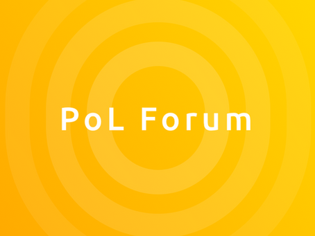How to use the PoL Forum