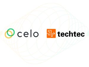 Techtec Received a Grants from Celo, the Most Promising Financial Inclusion Project
