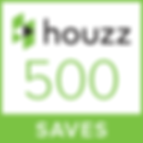 KDL Builders 500 Houzz Saves