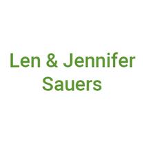 Len and Jennifer Sauers