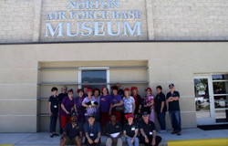 City of Yucaipa CA Red Hat Ladies Club S