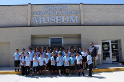Norton Academy Students Group C August 1