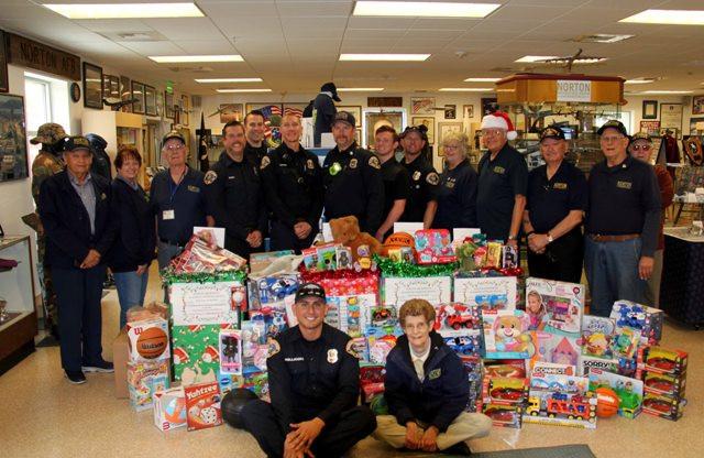 NAFBM / SB County F/D Toys For Tots 2019