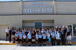 Norton Academy Students Group A August 1