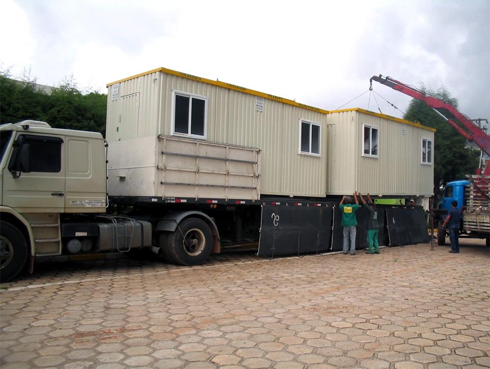 Container Desmontável Fladafi