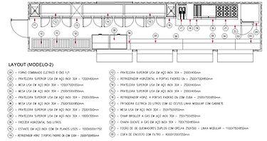 Food Container Soldatopo - Modelo Padrão 2