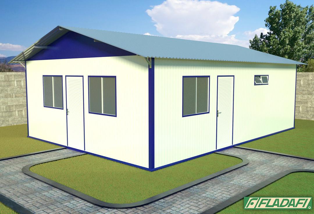 Casas Pré-Fabricadas Fladafi