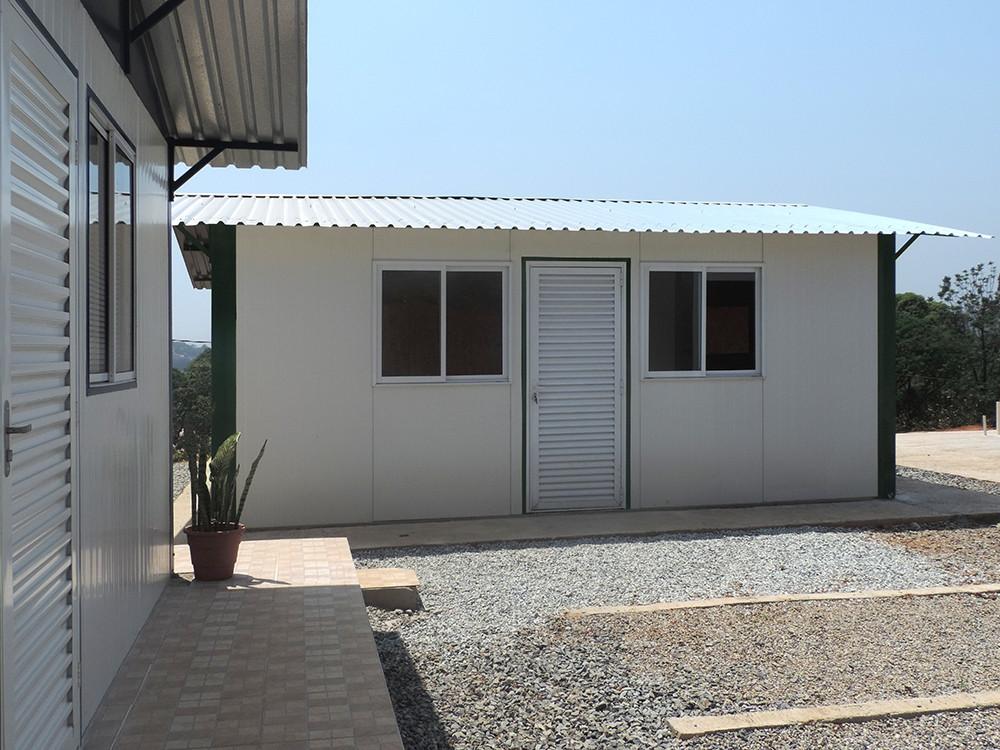 Casa Pré-Fabricada Fladafi