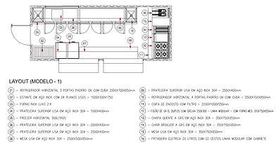 Food Container Soldatopo - Modelo Padrão 1