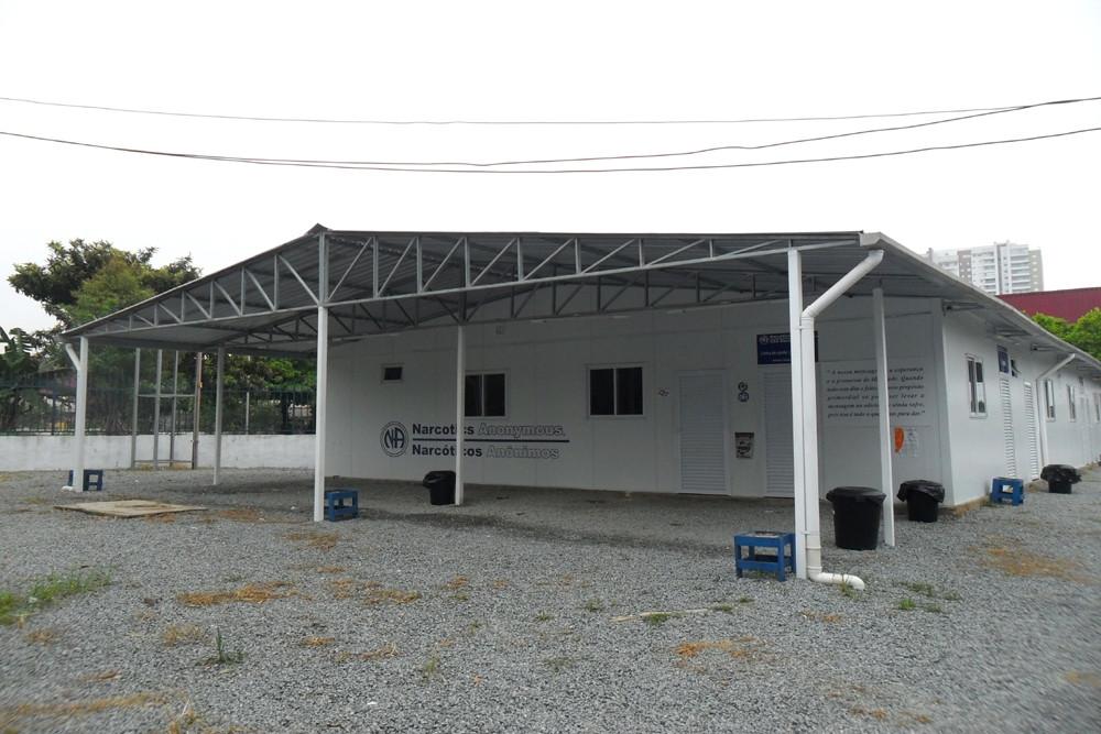 Barracão Metálico Soldatopo