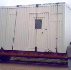 Transporte de Container