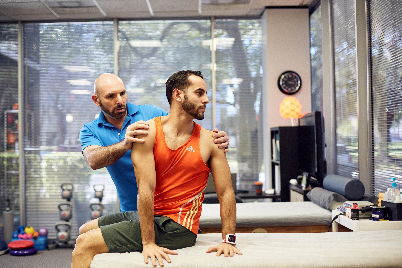 Sports Rehabilitation Treatment