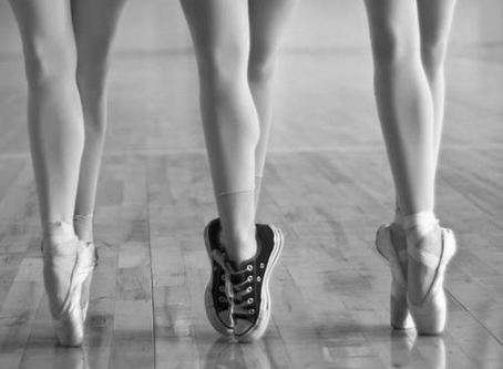When is it right to start working on Pointe?