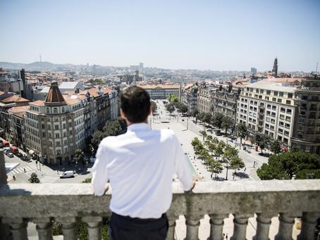 Reabilitação Urbana no Porto
