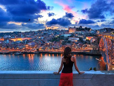 Aumento do Turismo no Porto