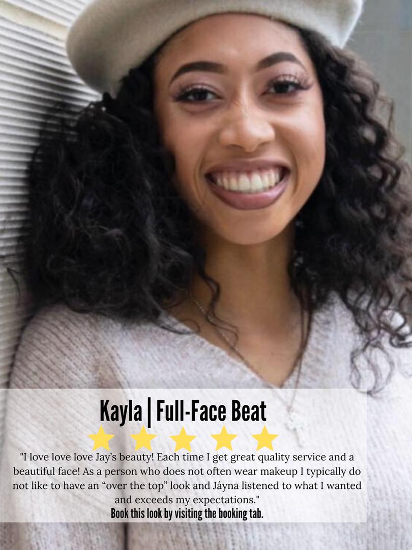 Full-Face Beat