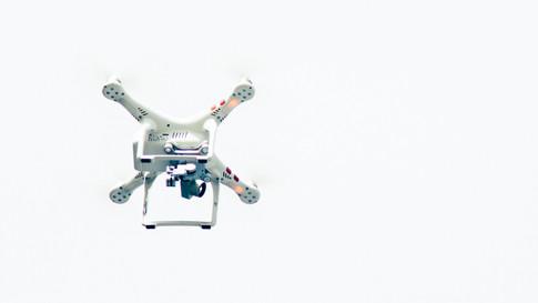 Drone inmobiliario