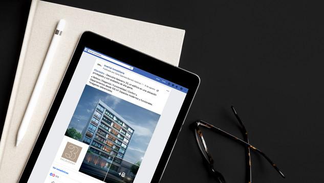 Facebook inmobiliario