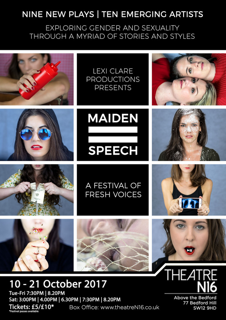 Maiden Speech
