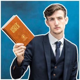 The Revelation Of A Sad Christian Boy