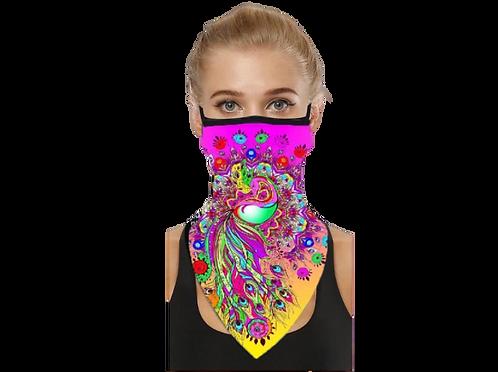 Designer Mask Scarf - Divinity