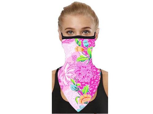 Designer Mask Scarf - Indah