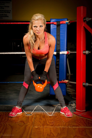 Svetlana swears by HITT for results and to beat gym boredom