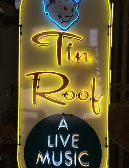 Tin Roof, Knoxville, TN