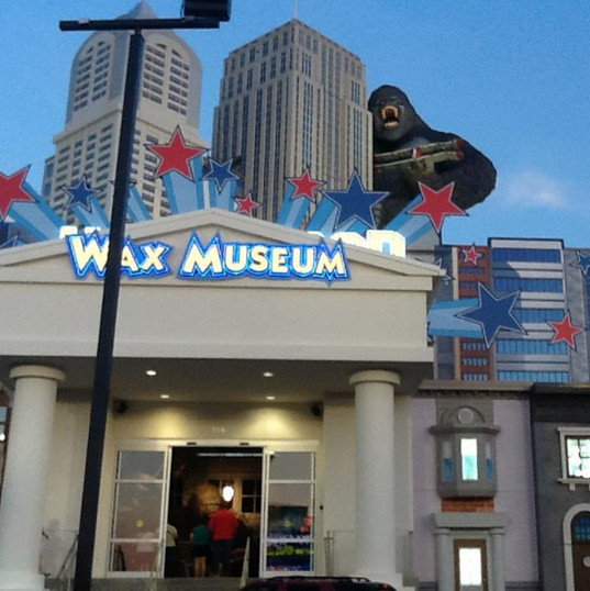 Wax Museum, Pigeon Forge, TN