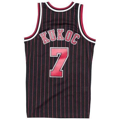 Toni Kukoč Chicago Bulls Mitchell & Ness Swingman NBA Triko
