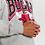 Thumbnail: NBA Chicago Bulls Alloverprint Crewneck