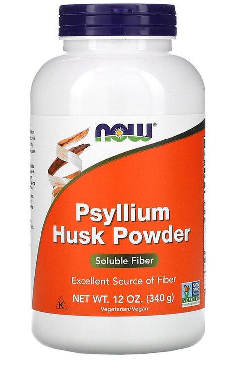 Whole Psyllium Husks (340 grams)
