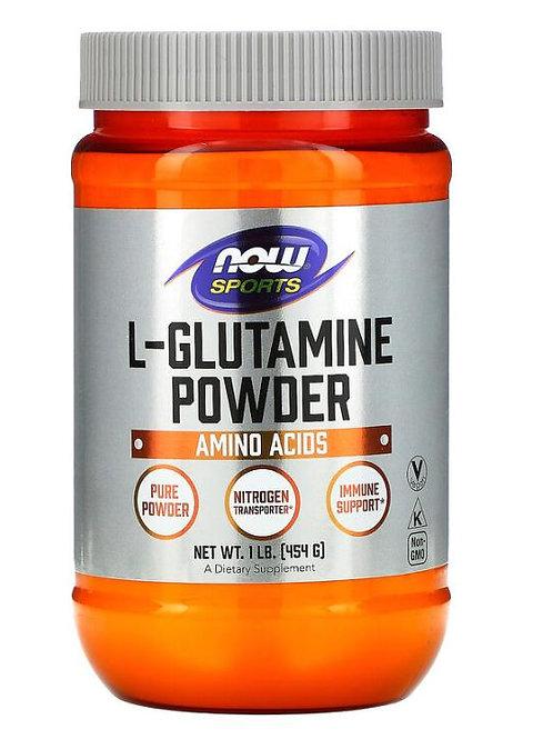 L-Glutamine  5000mg (Powder) - 454 grams