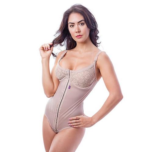 Modeling strap female body breastfeeding
